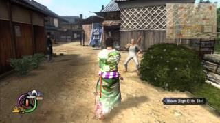 Way of the Samurai 4 Let's Play Part 4