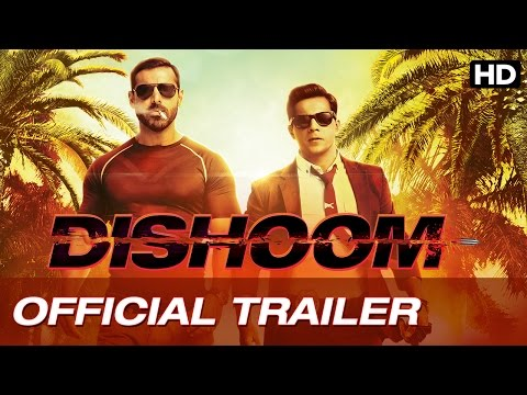 Dishoom Official Trailer | John Abraham,...