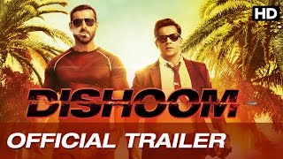 Dishoom Official Trailer with Subtitle | John Abraham, Varun Dhawan, Jacqueline Fernandez