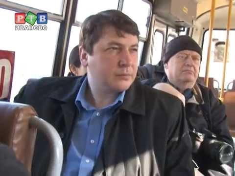 К 2017 году маршрутных Газелей в Иванове не будет
