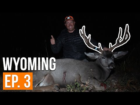 BIG BUCK In The High Country | Wyoming (EP. 3)