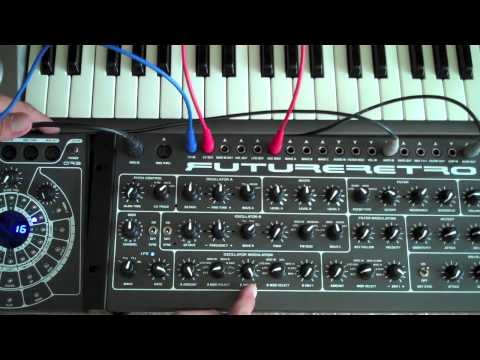 XS Synthesizer Tips and Tricks: Transposing Orb sequences with a MIDI keyboard