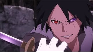 Sasuke Uchiha [AMV] - RockStarᴴᴰ