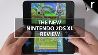 New Nintendo 2DS XL Review: The best 3DS yet?