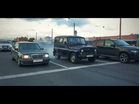 AcademeG - Наваливание на УАЗ 300 л.с. Нарезка.