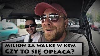 Maciej Kawulski o: FAME MMA, Szpilce, pieniądzach i kłamstwach KSW *SZCZERE WYZNANIA *Duży w Maluchu