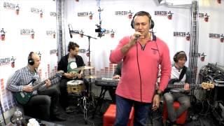 Валерий Курас  10.02.2015 г. на Радио Шансон