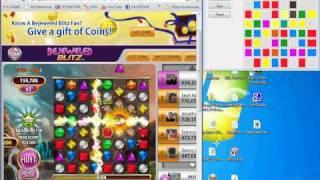 Bejeweled Blitz Bot 1.0
