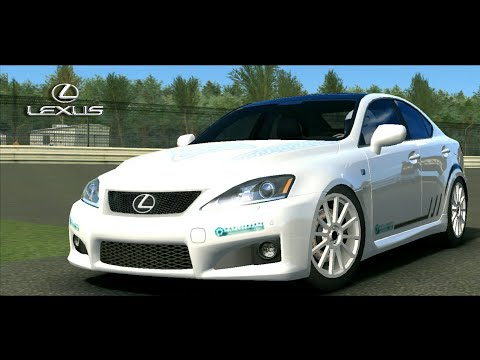 Real Racing 3 | 2013 Lexus IS F Total Upgrade Cost