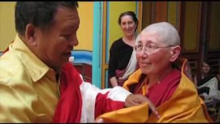 Sagesses Bouddhistes 2012 Lama Rinchen Palmo à Holy Island