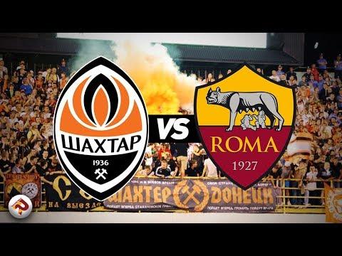 Shakhtar Donetsk - ROMA | Diretta LIVE (Champions League)