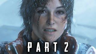 Rise of the Tomb Raider Walkthrough Gameplay Part 2 - Artifact (2015)