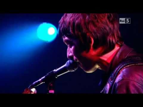 Oasis (Noel) - Waiting for the Rapture - live@Black Island Studios