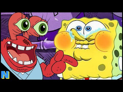 Top 8 Dirty Jokes In Spongebob Squarepants Cartoons
