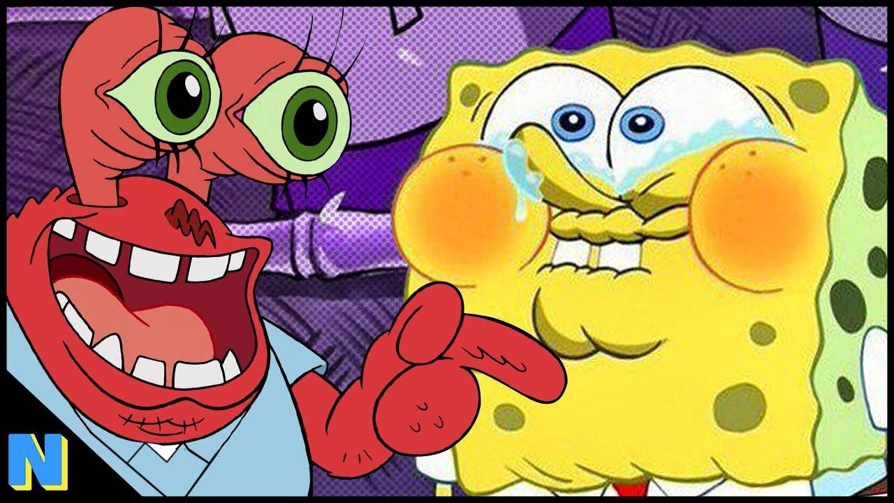 top 8 dirty jokes in spongebob squarepants cartoons youtube