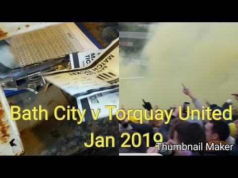 Bath City v Torquay United - Vlog from a TUFC fan