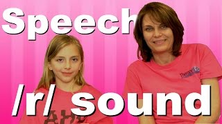 speech therapy eureka approach with the r sound