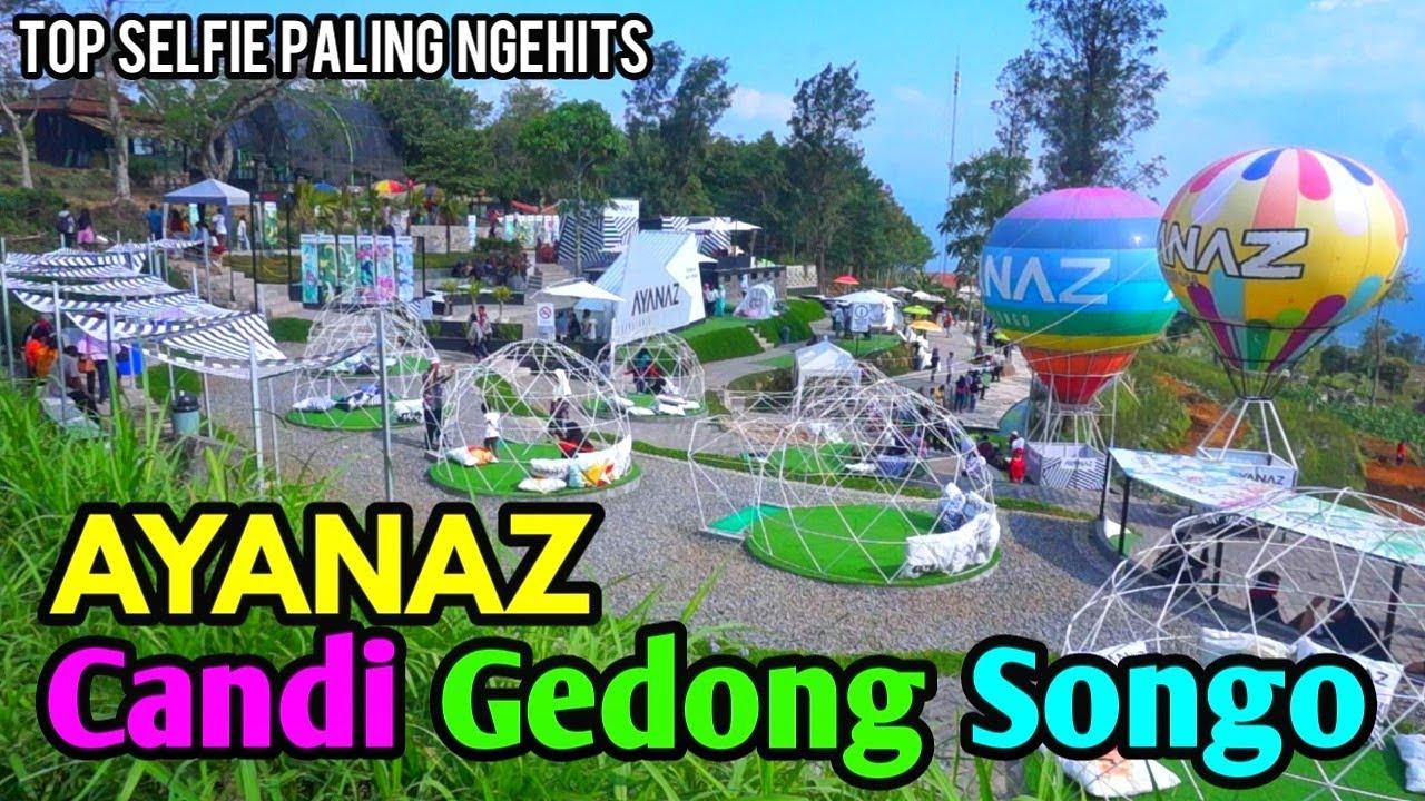 Ayanaz Gedong Songo Wisata Keluarga Banget,Candi Gedong Songo Bandungan  Kabupaten Semarang