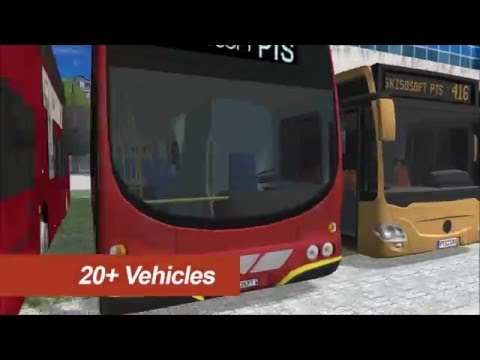Public Transport Simulator - PTS v2