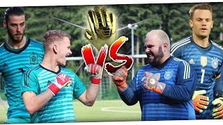 Neuer vs De Gea: THE Goalkeeper Battle ft Football4Broz | PMTV
