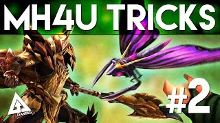 Monster Hunter 4 Ultimate Tips - 5 MORE Things You Didn't Know