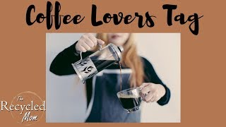 Coffee Lovers Tag Mp3