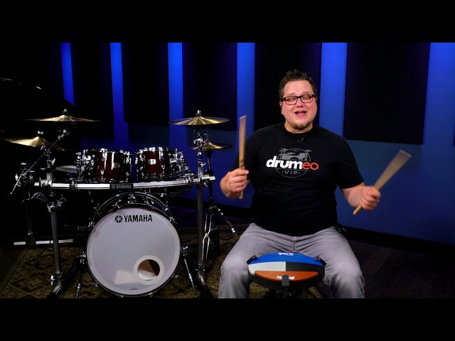 Eleven Stroke Roll - Drum Rudiment Lesson (Drumeo)