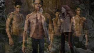 Twilight 2 : Tentation (New Moon) deuxième bande d'annonce (FANMADE)