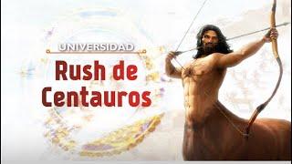 Rush de CENTAUROS: Detras de la estrategia!