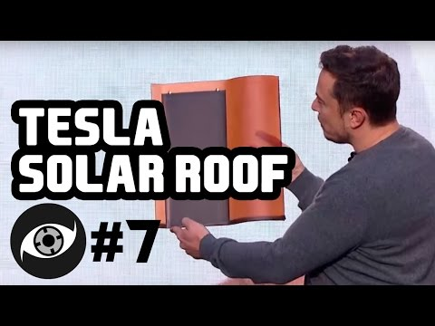 Tesla Solar Roof, Hackers e Inteligencia Artificial