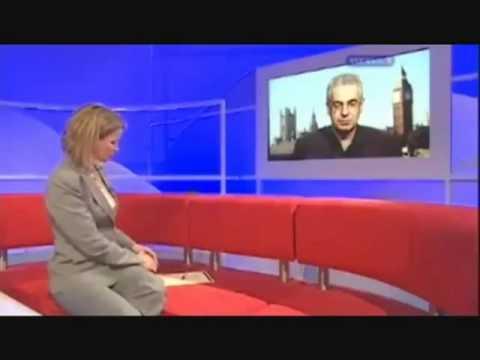 FIGHTER JETS CHASE UFO ON BBC NEWS 12 APRIL 2010