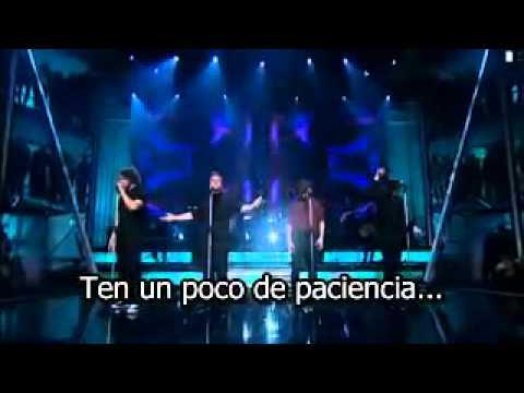 Take That - Patience (LIVE)  - En Español