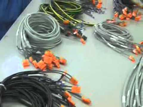 Industrial electrical cabling  A.C.E.