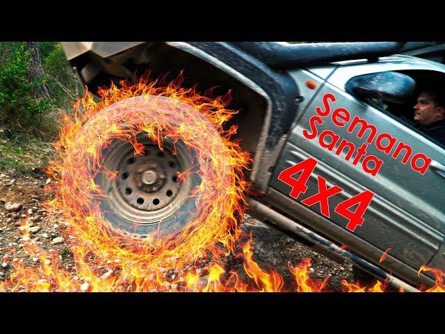 Ruta 4X4 - Semana Santa 2019 Moia-Cardona-Berga-Borreda-Ripoll | 😄