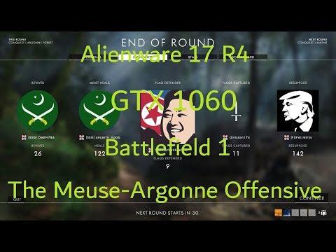 The Meuse-Argonne Offensive (SSG Pakistan - Battlefield 1 - AW 17 R4 GTX 1060)