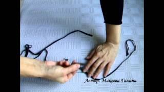 МК гибкий ободок своими руками