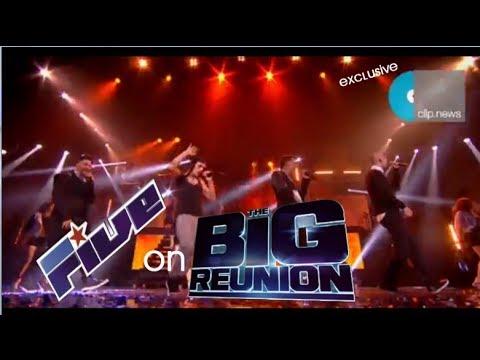 Five - If Ya Gettin' Down (The Big Reunion Tour)