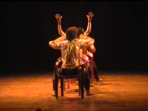 AHKIR KUB TAK  (MAIM) contemporary   dance project  by choreogaphed by  Raja Anand