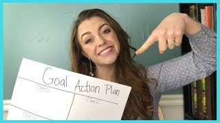 Goal Action Plan Example for Students GOAL SETTING FOR TEENAGERS