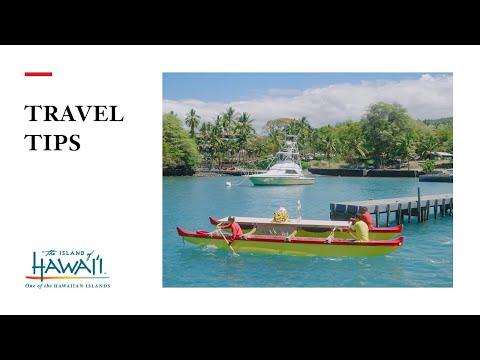 Island of Hawaii Travel Tips: Ocean Safety