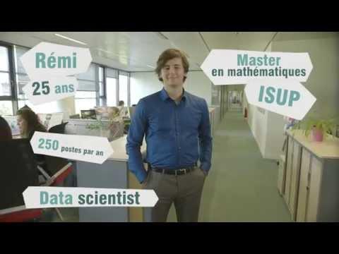 Le Métier de Data scientist