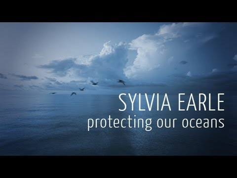 Sylvia Earle on Protecting Our Oceans