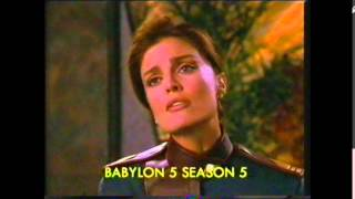 Babylon 5. Season 5 - video trailer