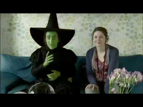 *Extended Orange Ad* - Vicky and The Wicked Witch