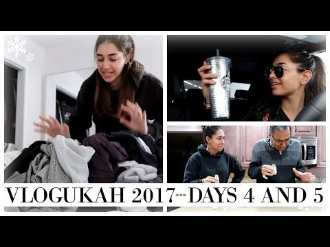WELLNESS SHOTS WITH DAD + LAUNDRY CHATS || Vlogukah || Eliana Jalali