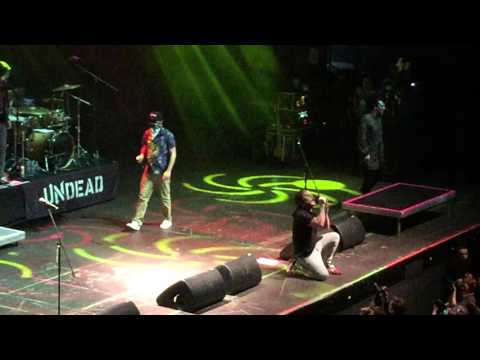 Hollywood Undead live in Stadium 03.03.2016 - Usual Suspects and Undead (Отличное качество!!!)
