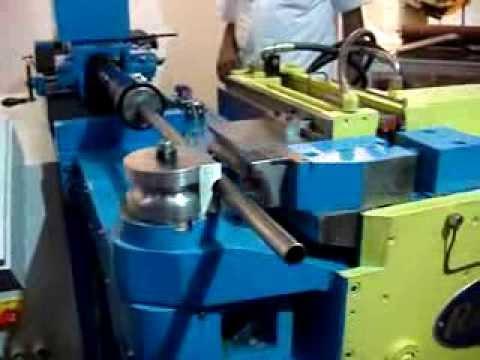Pipe Bending Machine 3 Axis Youtube