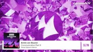 Armin van Buuren - Communication (Faruk Sabanci Remix)