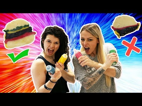 ♡•-pancakes-art-challenge-|-avec-juju-fitcats-•♡