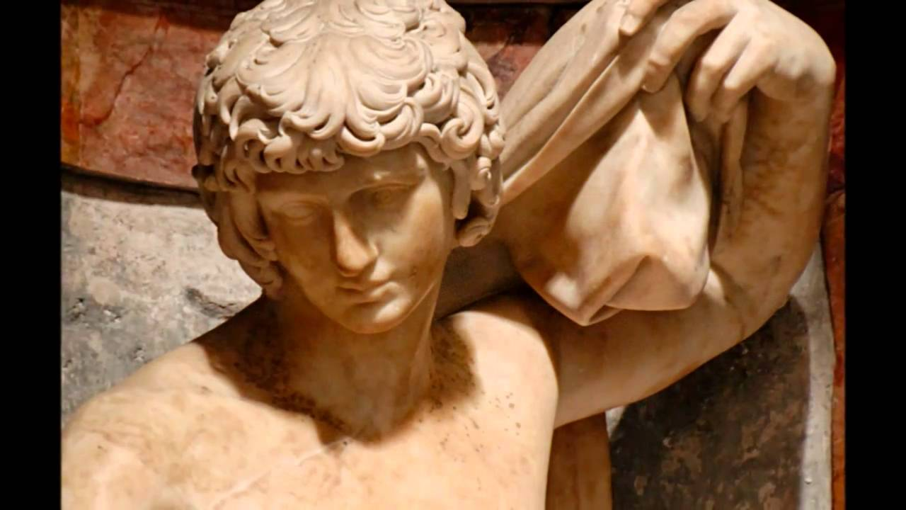an introduction to hadrian and antinous
